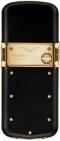 Мобильный телефон Vertu Constellation Gold Black