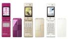 Мобильный телефон Fujitsu F704i