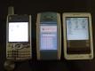 Мобильный телефон Handspring Treo 600