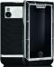 Мобильный телефон Versace Unique Black lizard & diamonds