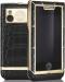 Мобильный телефон Versace Unique Ceramic black & gold