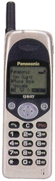 Мобильный телефон Panasonic G600