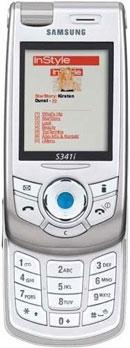 Мобильный телефон Samsung SGH-S341i
