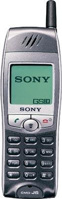 Мобильный телефон Sony CMD-J6