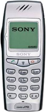 Мобильный телефон Sony CMD-J70