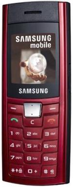 Мобильный телефон Samsung C170
