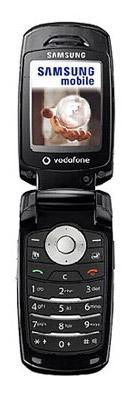 Мобильный телефон Samsung SGH-SV60