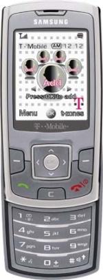 Мобильный телефон Samsung SGH-T739