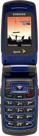 Мобильный телефон Samsung SPH-Z400