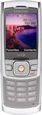 Мобильный телефон Samsung SPH-M520