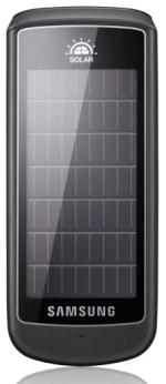 Мобильный телефон Samsung E1107 Crest Solar