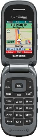 Мобильный телефон Samsung SCH-U640 Convoy