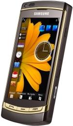 Мобильный телефон Samsung i8910 OMNIA HD Gold Edition
