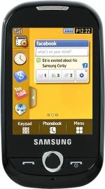 Мобильный телефон Samsung S3650W Corby