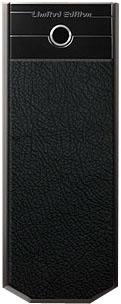 Мобильный телефон Gresso Grand Monaco Black Ceramic Black Leather