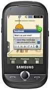 Мобильный телефон Samsung Corby TV
