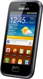 Мобильный телефон Samsung Galaxy Ace Plus S7500