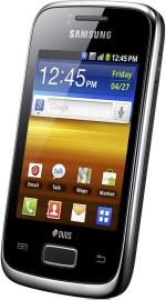 Мобильный телефон Samsung Galaxy Y Duos S6102