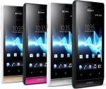 Мобильный телефон Sony Xperia miro