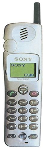 Мобильный телефон Sony CMD-CD5