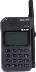 Мобильный телефон Sony CMD-Z1