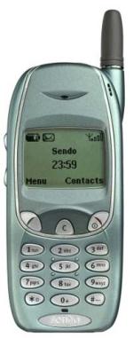 Мобильный телефон Sendo A820