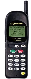Мобильный телефон Kyocera QCP1920