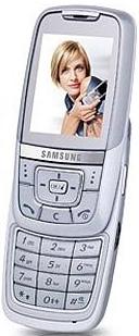 Мобильный телефон Samsung D600 Chrome