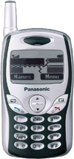 Мобильный телефон Panasonic A102