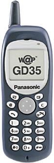 Мобильный телефон Panasonic GD35