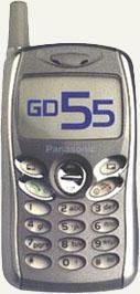 Мобильный телефон Panasonic GD55