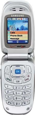 Мобильный телефон Samsung SCH-A650