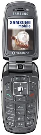 Мобильный телефон Samsung ZV40